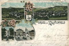 Gruß aus Kranichfeld - Herausgeber unbekannt