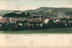 Kranichfeld mit dem Niederschloss - Herausgeber unbekannt