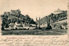 Kranichfeld in Thüringen - Verlag  Georg Hahn