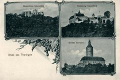 Gruß aus Thüringen - Karl Schüffler, Kranichfeld
