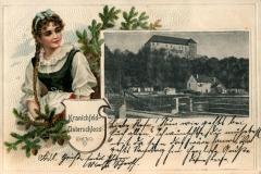 Kranichfeld Unterschloss - Herausgeber unbekannt