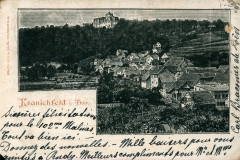 Kranichfeld i. Thüringen - Verlag  Georg Hahn