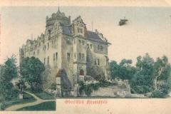 Oberschloss Kranichfeld - Verlag v. C. Schüffler jr., Kranichfeld