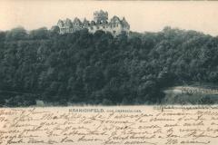 Kranichfeld, Das Oberschloss - Verlag Zedler & Vogler, Darmstadt
