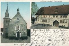 Kranichfeld i. Thür. - Karl Schüffler, Kranichfeld