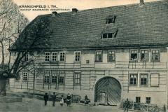 Kranichfeld i. Th. Rudolf Baumbachs Geburtshaus - Herausgeber unbekannt