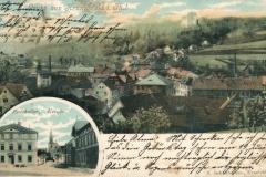 Gruss aus Kranichfeld i. Th.! Karl Schüffler, jun., Kranichfeld