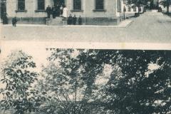 Gruss aus Kranichfeld, Schützenhaus Inh. Hugo Nauber - Verlag, Fotogr. Max Wilhelm, Weimar