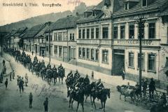 Kranichfeld i. Thür., Georgstraße, 47. Artillerie Division - Karl Schüffler, Kranichfeld