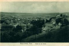 Kranichfeld, Thür., Blick von der Stiede - Verlag Georg Hahn