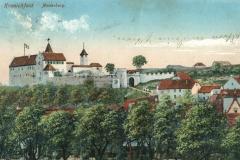 Kranichfeld, Niederburg - Herausgeber unbekannt