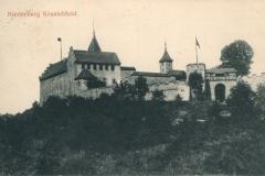 Niederburg Kranichfeld - Karl Schüffler, Kranichfeld