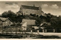 Kranichfeld i. Thür., Niederburg - Niederburg Kranichfeld - Karl Schüffler, Kranichfeld
