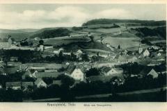 Kranichfeld, Thür., Blick von Georgshöhe - Verlag Georg Hahn