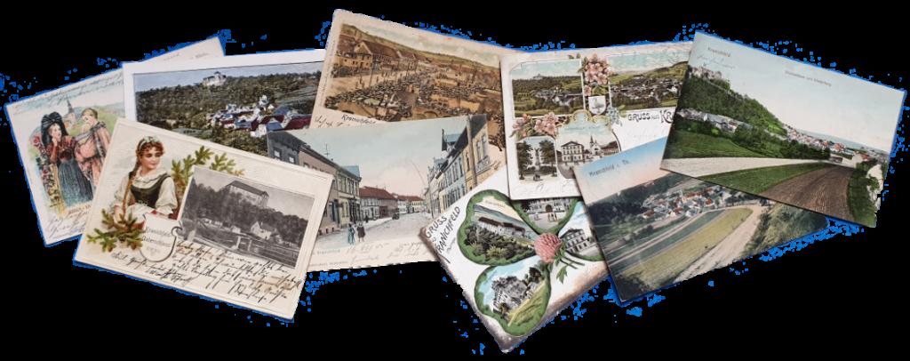 Ansichtskarten aus Kranichfeld